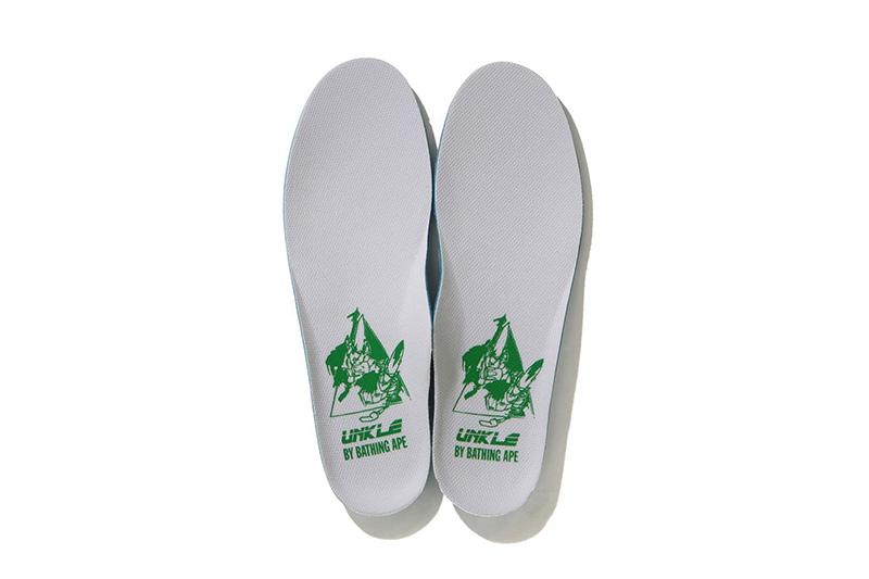 BAPE®,BAPE STA™,MO'WAX,UNKLE  蟒纹鞋身 + 外星人涂鸦!「BAPE® 新联名」来头不小!