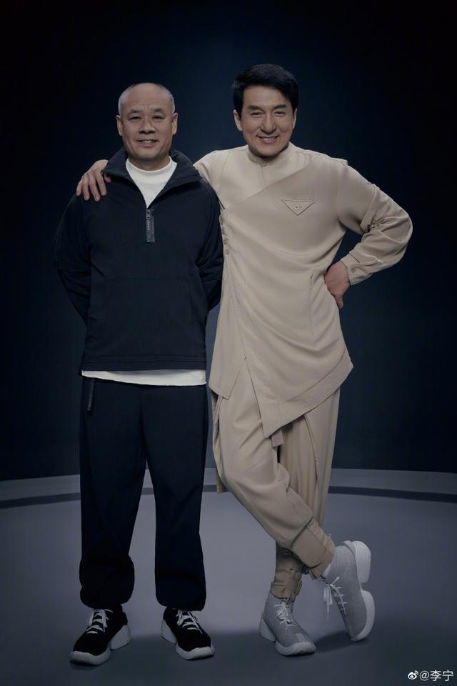 伍行 II,李宁,明星  牌面!好莱坞华人巨星力挺国产球鞋!这鞋真的帅!