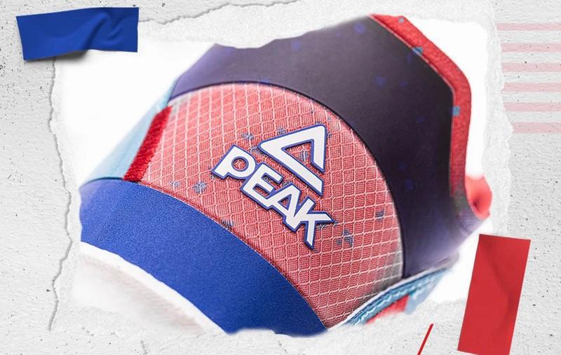 匹克,PEAK,维金斯,大三角,态极,母校  「态极大三角」又有全新配色!今天正式发售!