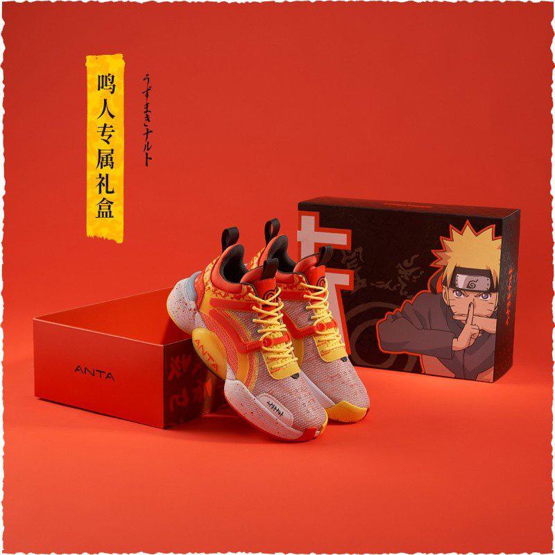 安踏,火影忍者  专属礼盒包装!「火影忍者」最新联名现已发售!