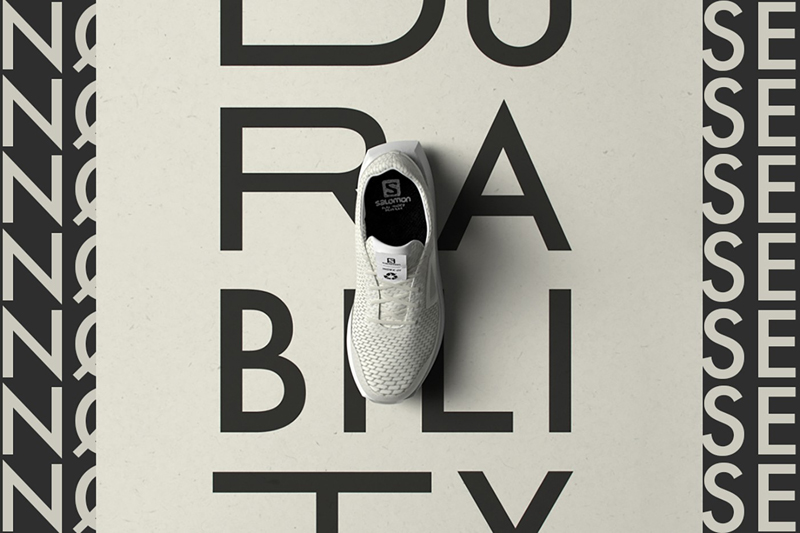 INDEX.01,SALOMON  鞋穿坏了还能回收!SALOMON 全新鞋款实在太会玩了!