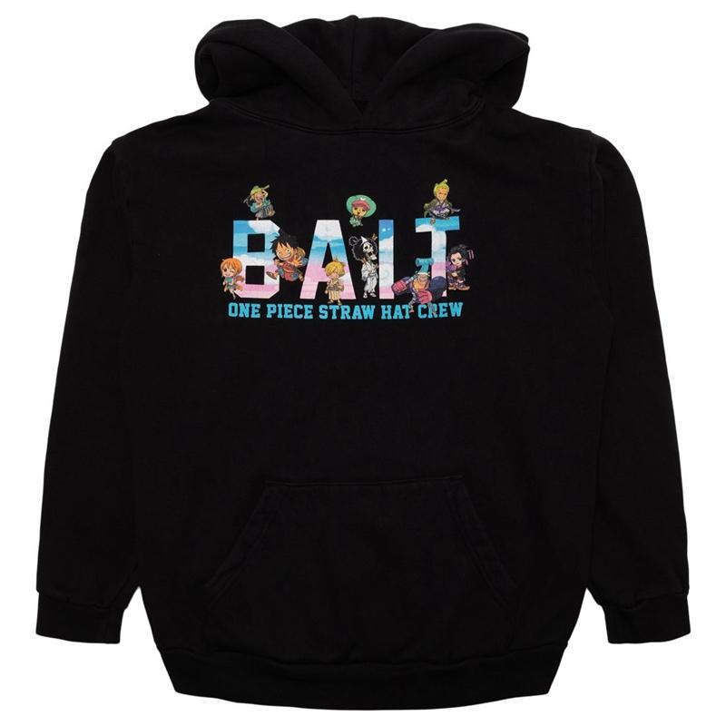 《海贼王》,BAIT  热血 IP《海贼王》x BAIT 联名服饰登场!这细节绝对满分!
