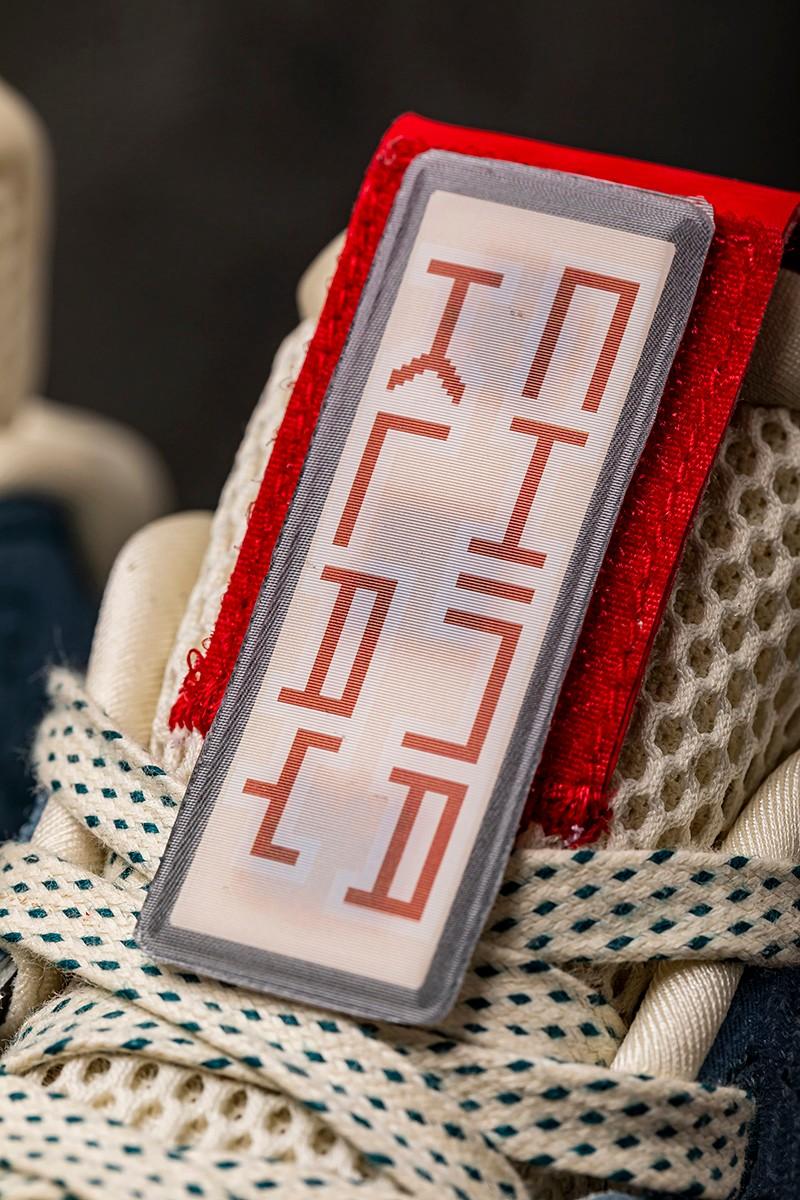 KT6,安踏,汤普森,中国汤,ANTA  还是「汤神」玩的骚!新鞋送你十多个魔术贴,现在还能买!