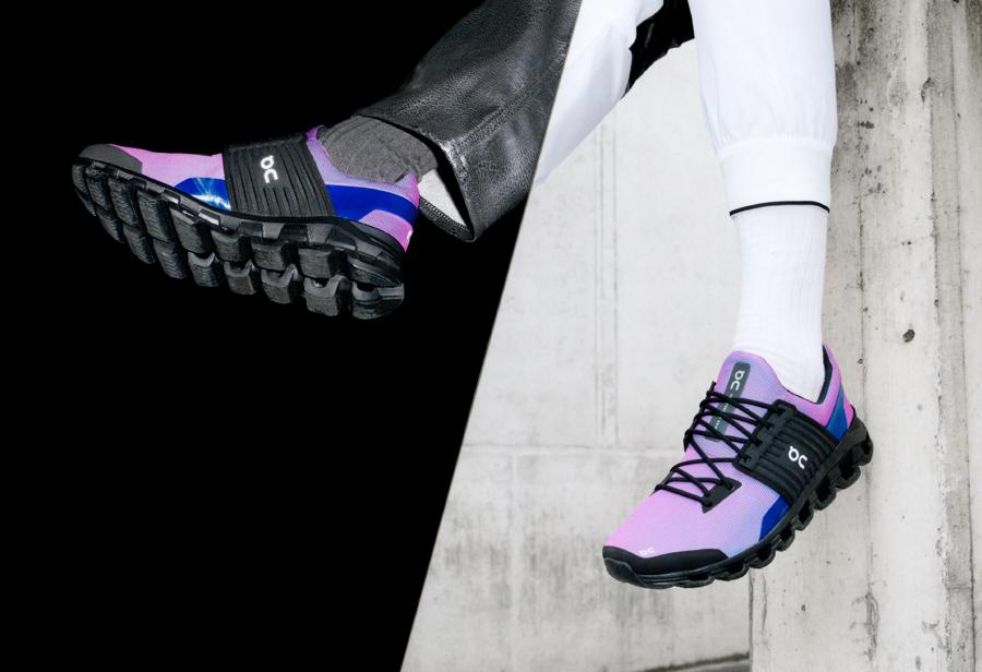 On,Cloudswift Edge Prism,发售  「富豪标配」的顶级跑鞋!新款颜值惊艳!刚刚发售!