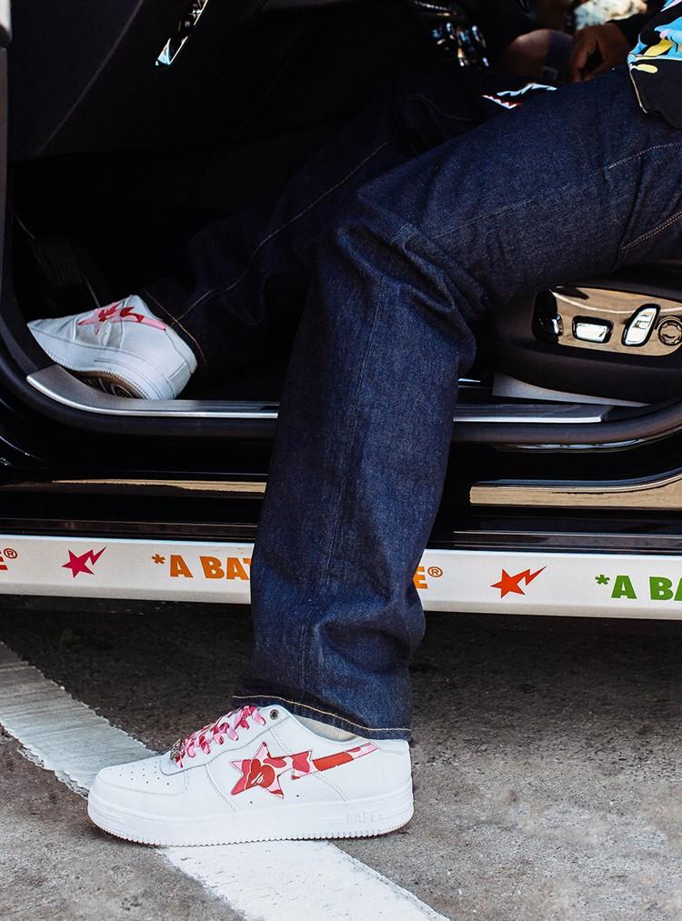 BAPE,STA™  OG 再发力!无数人想要的神鞋终于来了!明天发售!