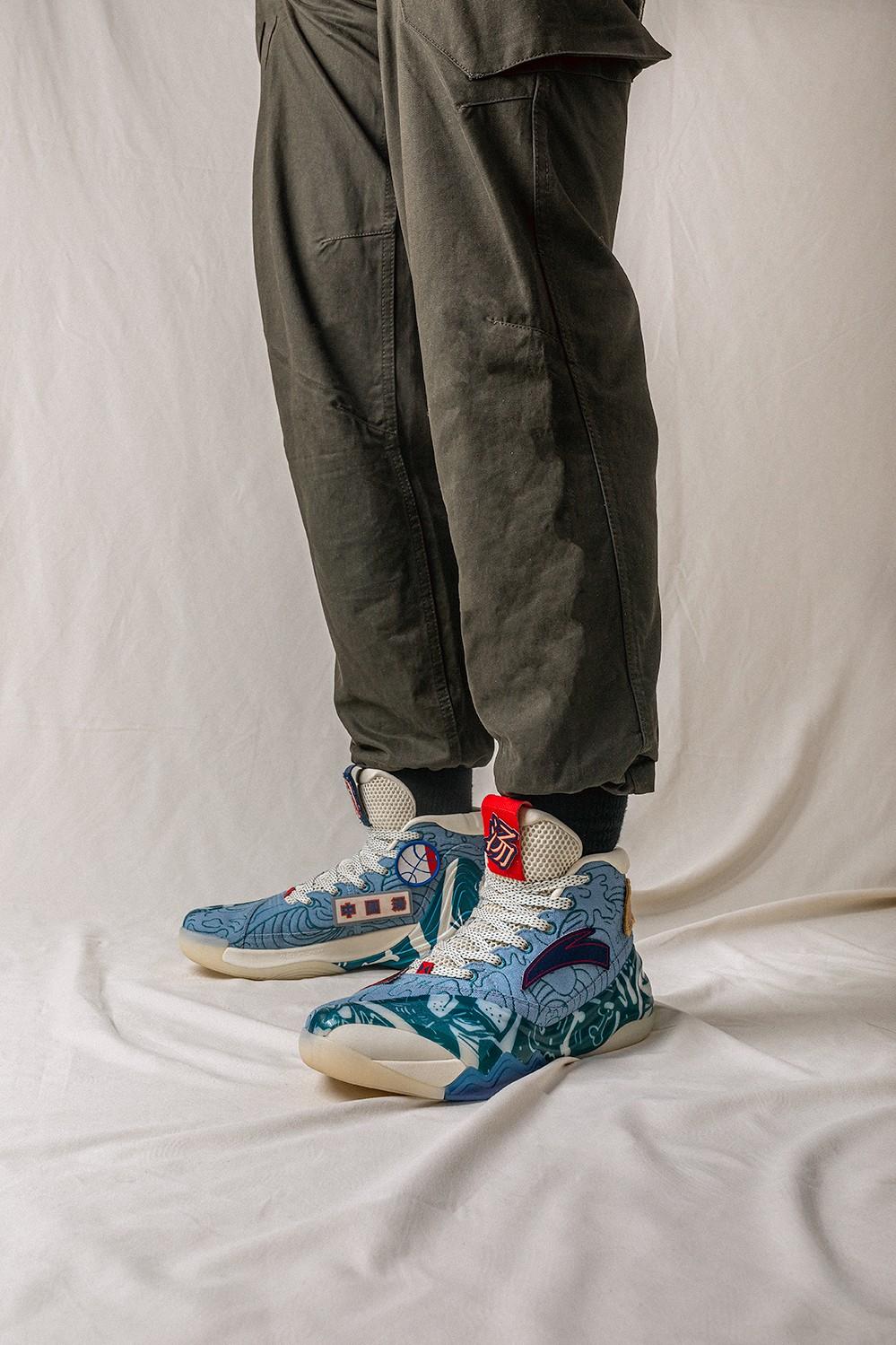 安踏,中国汤,KT6,ANTA  「能玩一天」的鞋又来了!上次发售还是一年前!别等买不到再后悔!