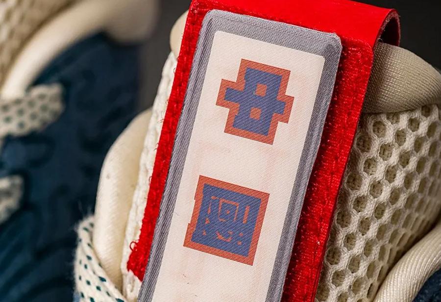 安踏,ANTA,KT6,中国汤  现在还能买!魔术贴设计点缀!这款 KT6 上脚太帅了!