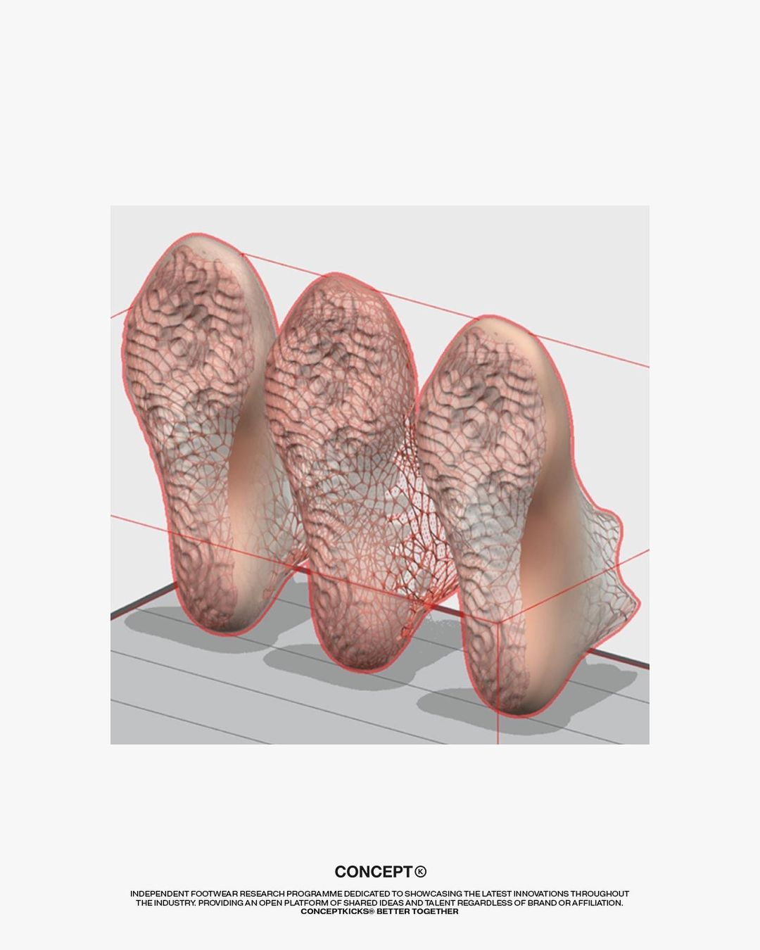SCCCCCRY,曝光,3D 打印  3D 打印的最怪球鞋又来了!这设计理念真是绝了!