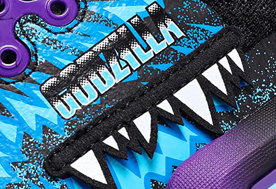 匹克,PEAK,发售  刚刚发售!都在问的哥斯拉战靴终于来了!还有联名态极拖鞋!