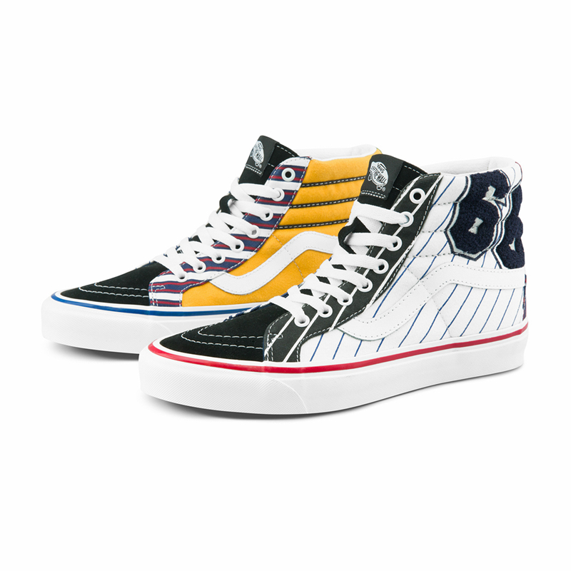 Vans,Old Skool,Era,Sk8-Hi  复古拼贴加持!Vans 全新系列鞋款现已发售!