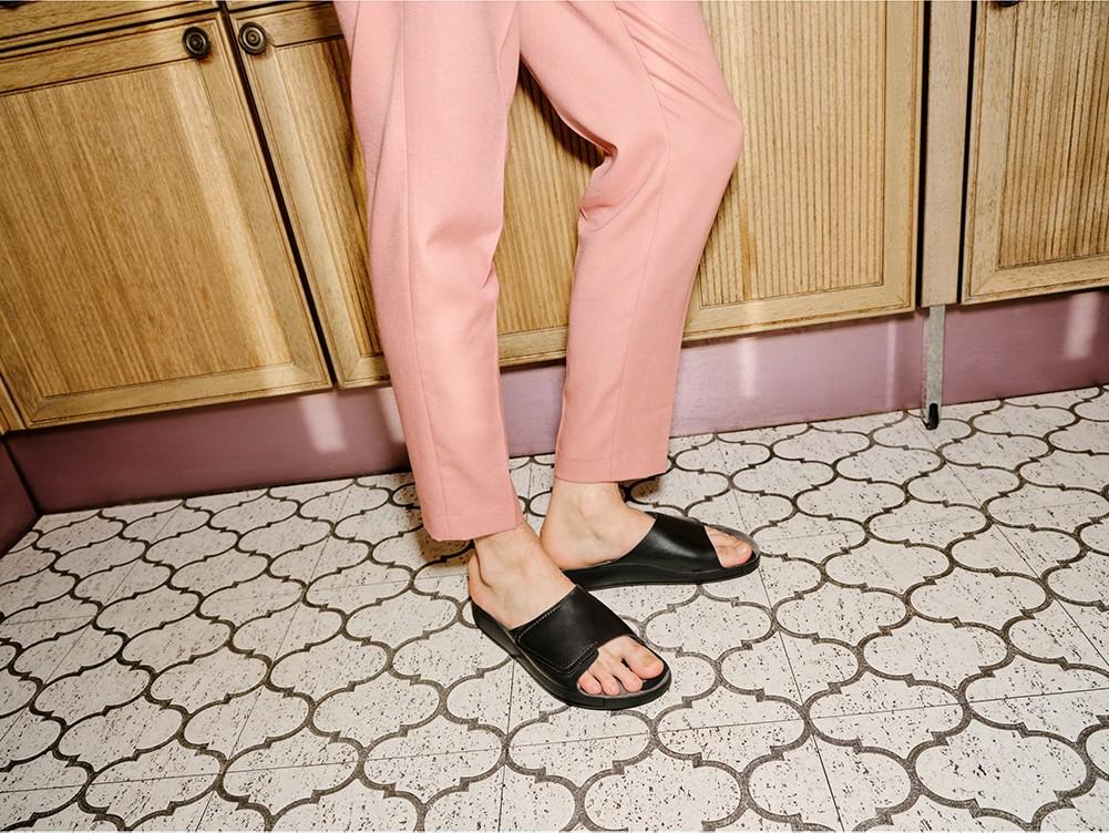 ECCO,发售  北欧风与舒适脚感完美融合!ECCO 全新凉鞋系列来了!