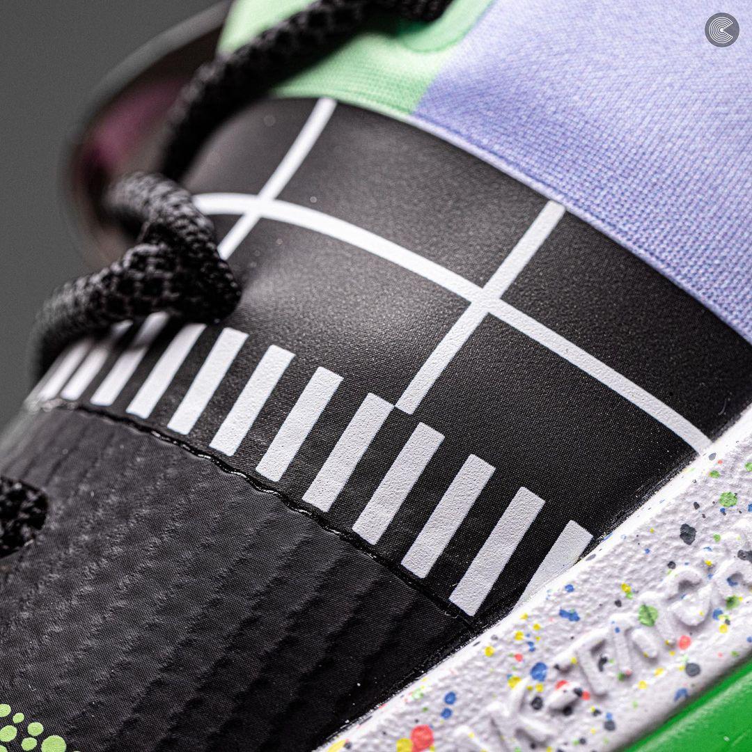 匹克,态极,闪现  匹克态极球鞋又有新联名!想买到可不容易!