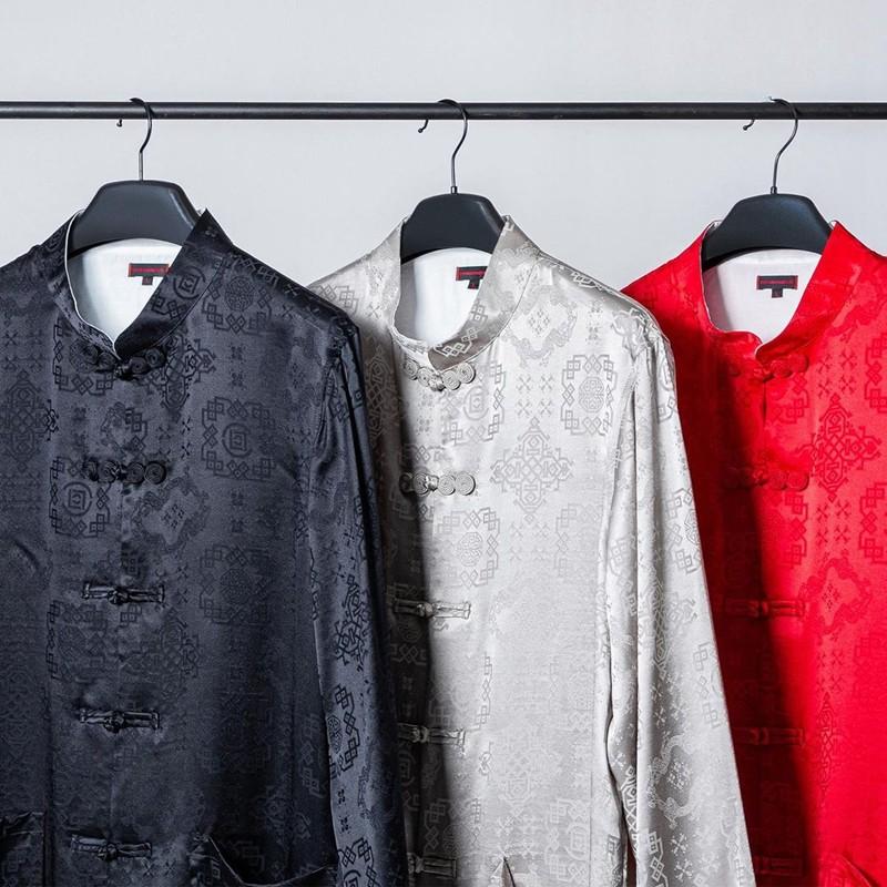 CLOT,Casetify  「丝绸」又有新玩法!CLOT 联名手机壳真的帅!