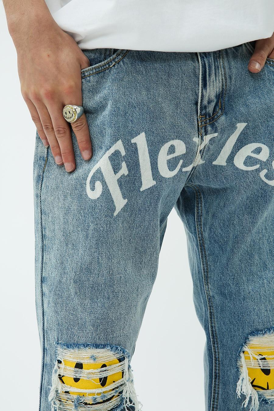FLEXHOOD,牛仔裤  辣妹、帅哥的街头回头率神器!今天立减百元!手慢无!