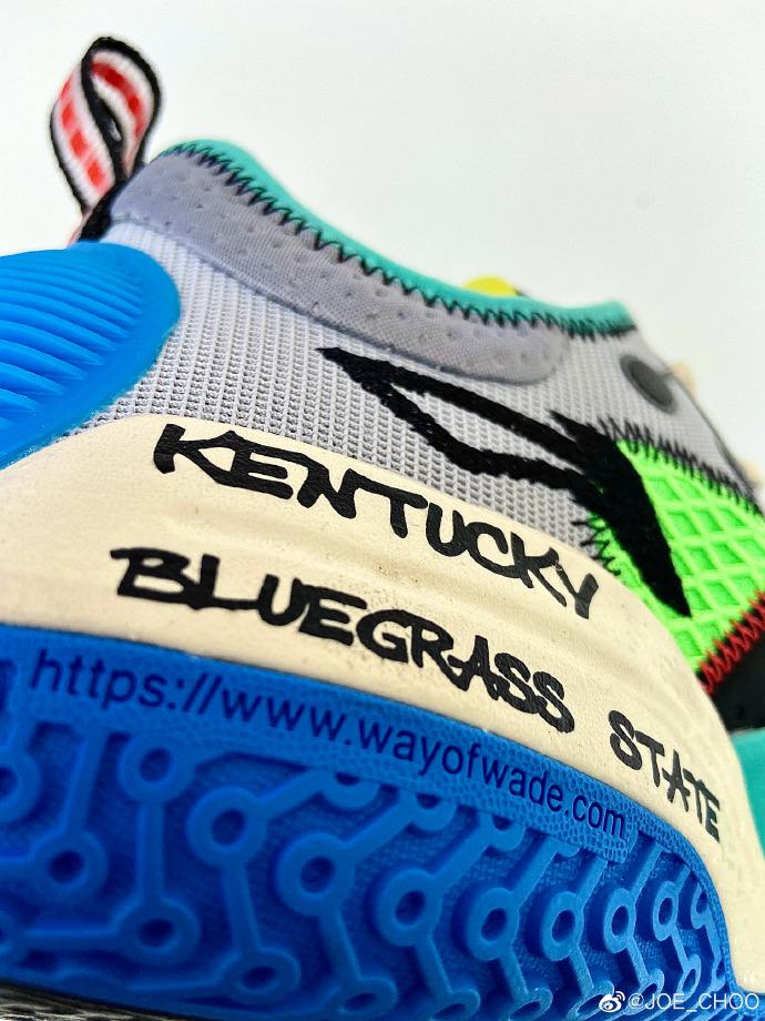 """拉塞尔,AC9,全城 9  AC9 PE """"Bluegrass State"""" 刚要市售!设计师又曝光全新配色!"""