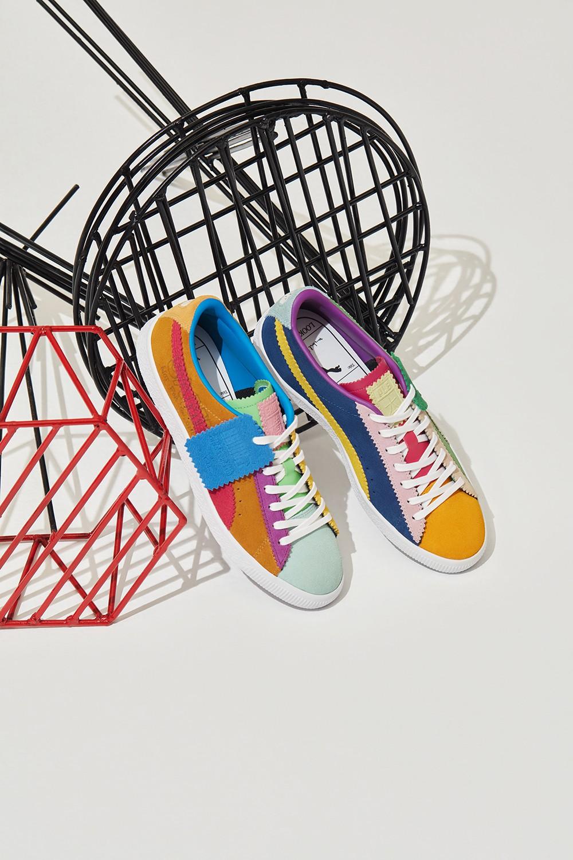 PUMA,MICHAEL LAU  艺术家联名「样本」鞋回归!凉拖真是没想到!
