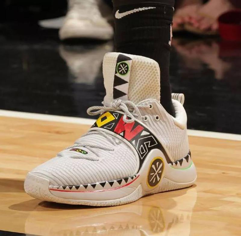 常霖,球鞋定制  你买不到的「绝版鞋」都是他做的!第一双就惊艳 NBA!有双韦德都眼馋!