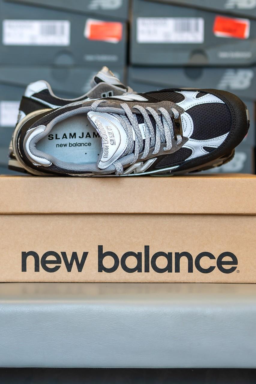 New Balance,Slam Jam,991  细节满满!Slam Jam x New Balance 991 发售信息曝光!