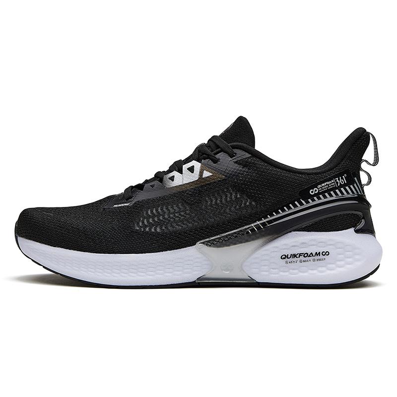 361°,发售  更轻更软!超弹黑科技脚感升级!新一代跑鞋只要三百多!