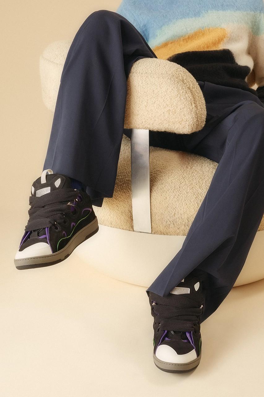 Lanvin,Curb,浪凡  Travis Scott 都爱穿!奢华大牌「复古板鞋」新配色刚刚曝光!