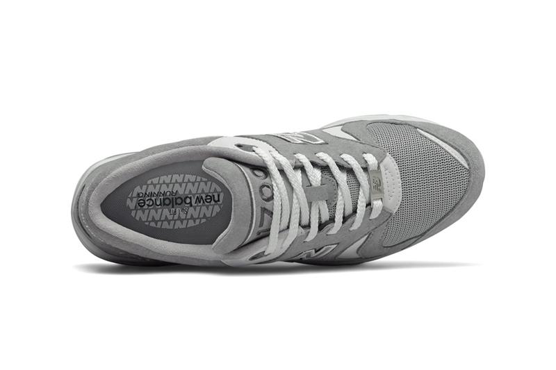 New Balance,1700,新百伦  灰色麂皮加持!全新配色 New Balance 1700 现已发售!