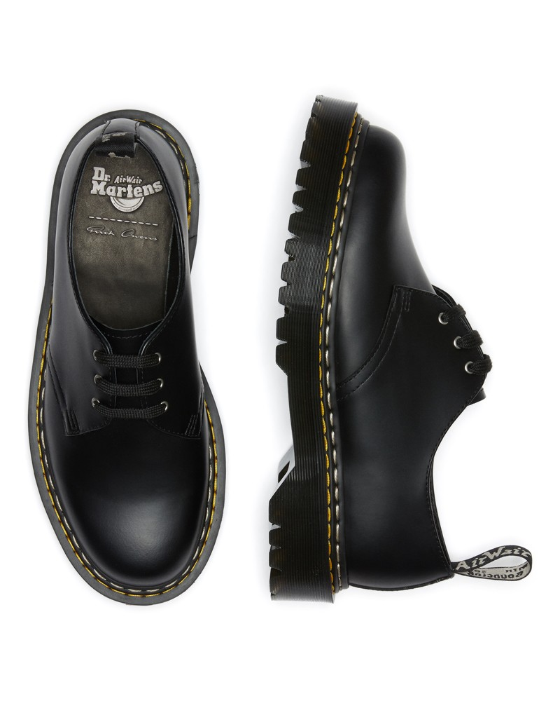 Dr.Martens,Rick Owens,1460,罗马凉  欧阳娜娜上脚!「暗黑联名鞋」第二弹刚刚发售!