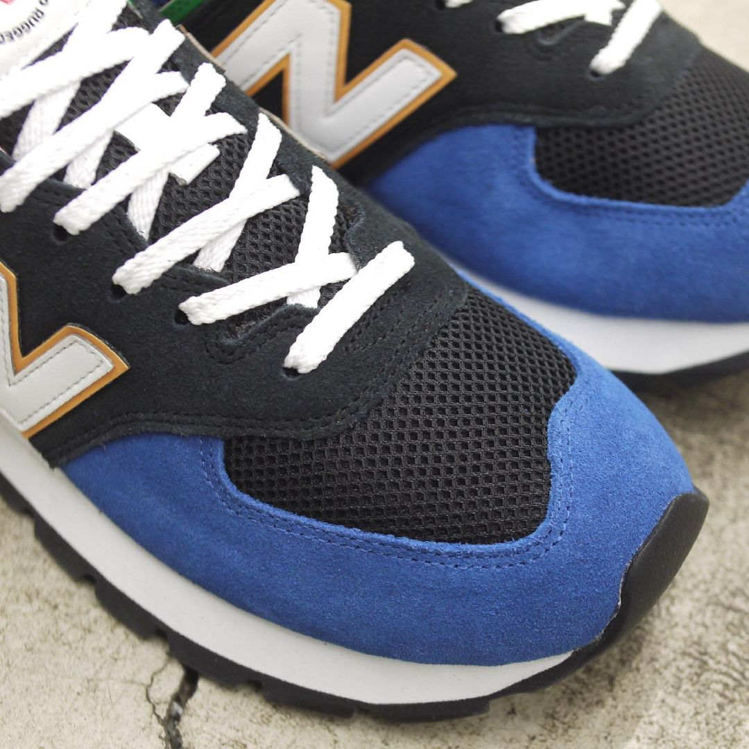 New Balance,ML574  多彩拼接装扮!New Balance ML574 新配色即将发售!