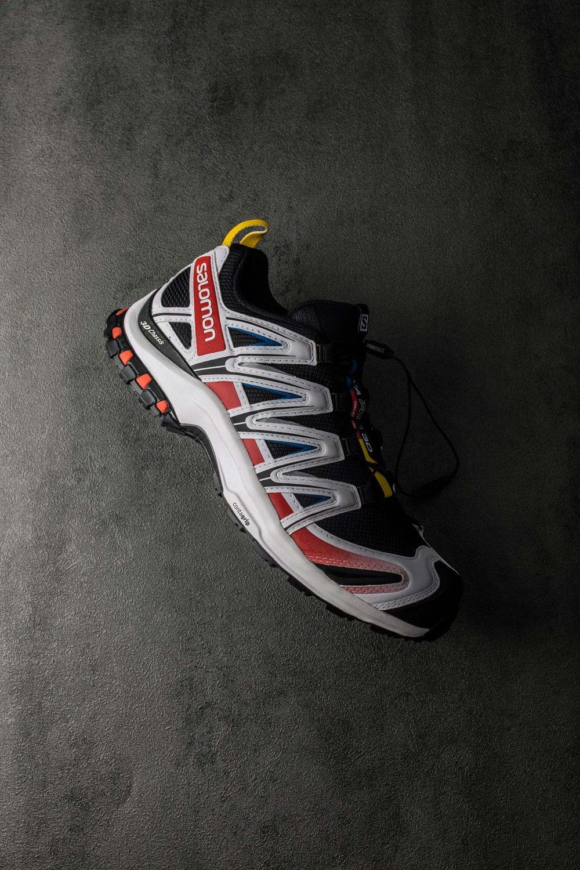 Salomon,发售,开箱,上脚  刚刚上架!最近超火的山系跑鞋又来了!一口气三双!
