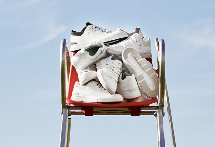 On 昂跑,费德勒,THE ROGER Advantage  「隐形富豪」标配又来了!小白鞋简约又高级!