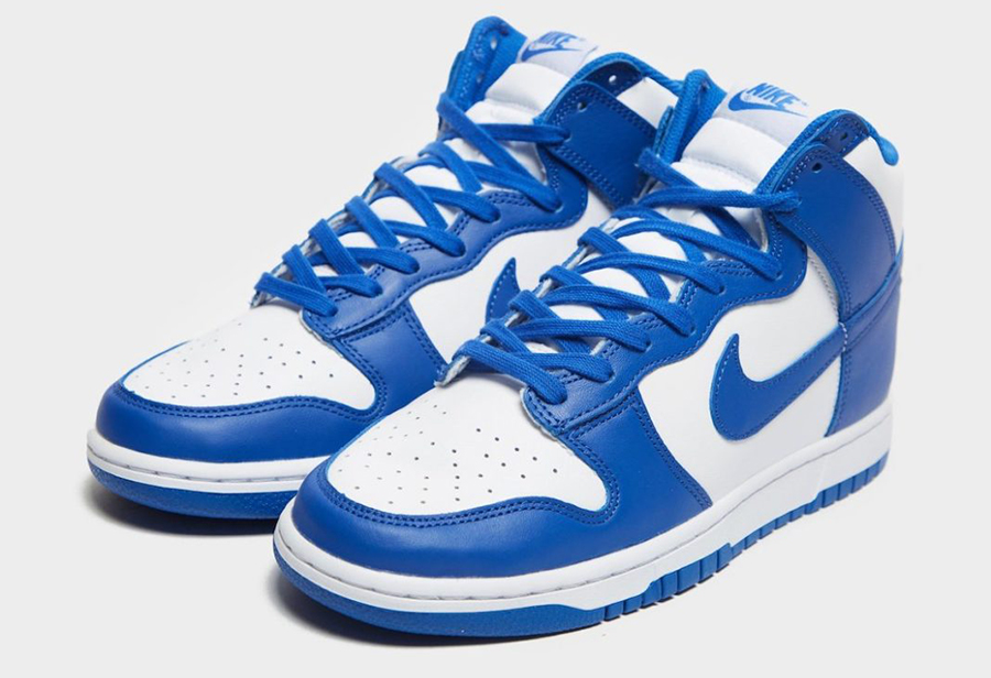 Nike,Dunk High,DD1399-102,Game  经典皇家蓝回归!全新 Nike Dunk 发售日期确定!