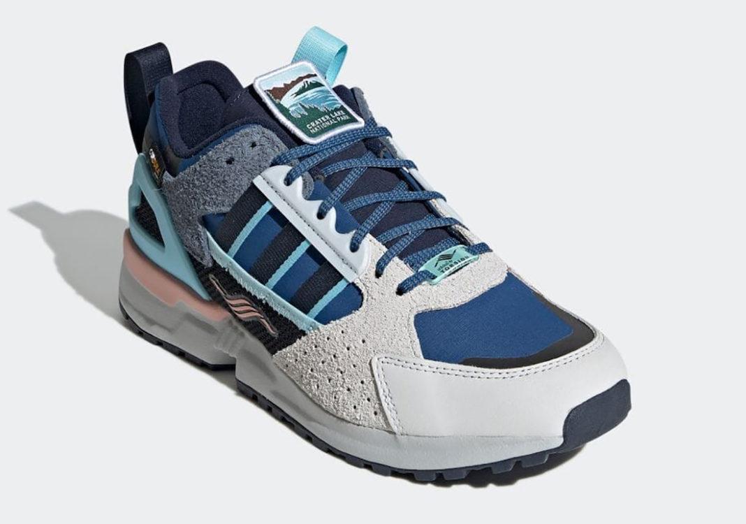 adidas,ZX 10000,National Parks  街头风格 + 机能属性!adidas ZX 10000 全新联名官图曝光!