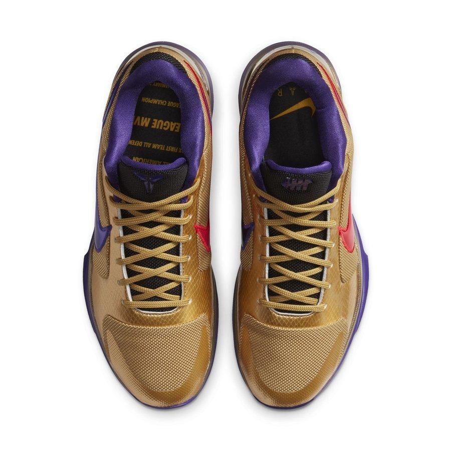 UNDFTD,Kobe 5,Nike,发售  国内登记即将开启!名人堂 UNDFTD x Kobe 5 本周发售!