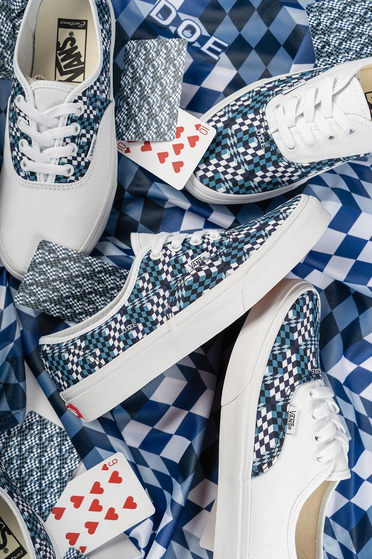 DOE,Vans,定制  马上发售!这双鞋能让你「为所欲为」!还是罕见的国内店铺联名!