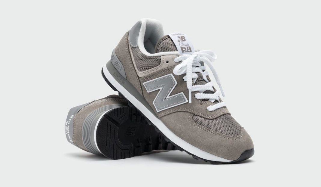 "New Balance,574,57/40,Grey Day  元祖灰来了!全新 New Balance ""Grey Day"" 明日发售!"