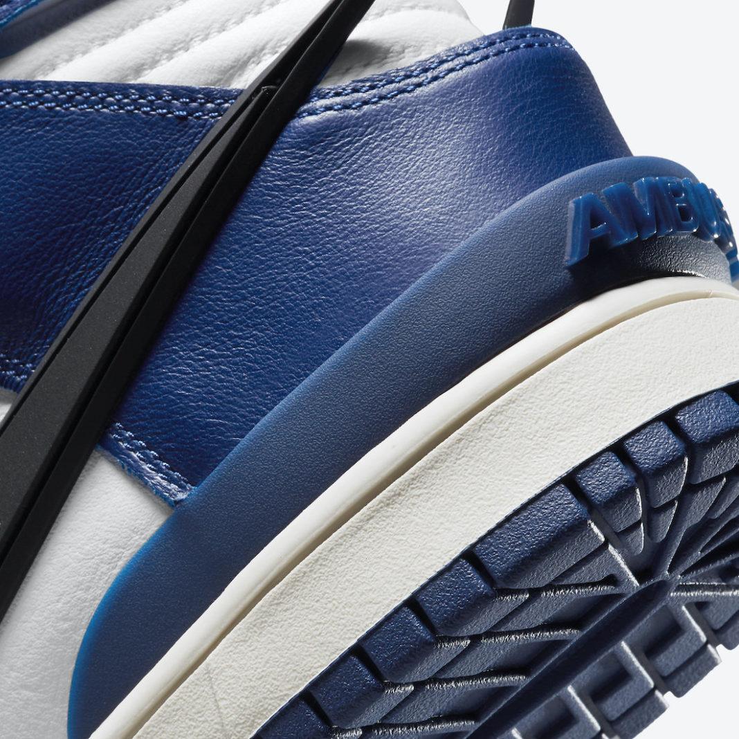 Nike,AMBUSH,Dunk,CU7544-400  发售信息有了!「小闪电」AMBUSH x Dunk Hi 下周发售!