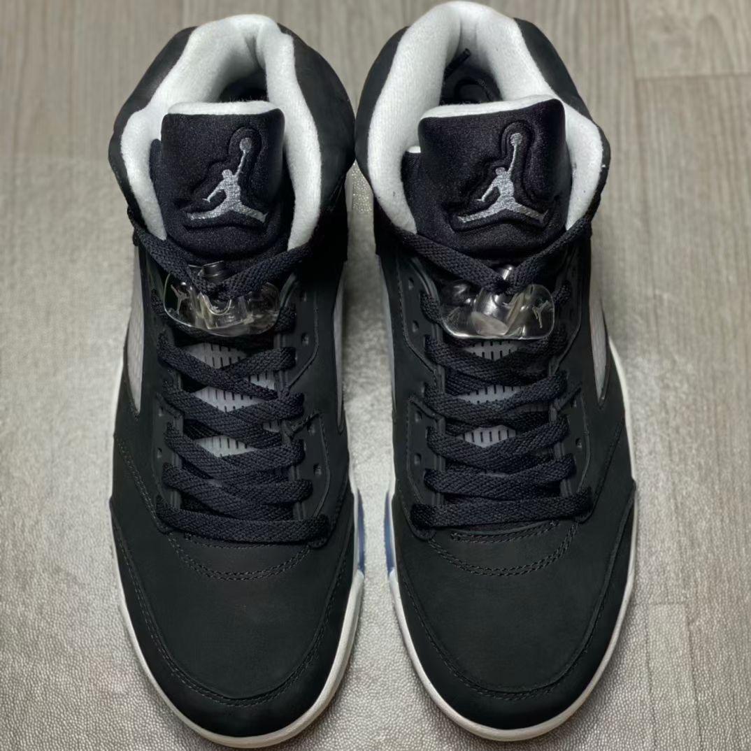 Air Jordan 5,奥利奥,发售  时隔 8 年回归!奥利奥 AJ5 复刻延期!完整实物曝光!