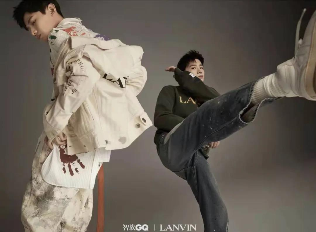 LANVIN,Gallery Department  今早抢到了吗!TS 上脚,Virgil 带货!「万元联名鞋」又是秒售罄!