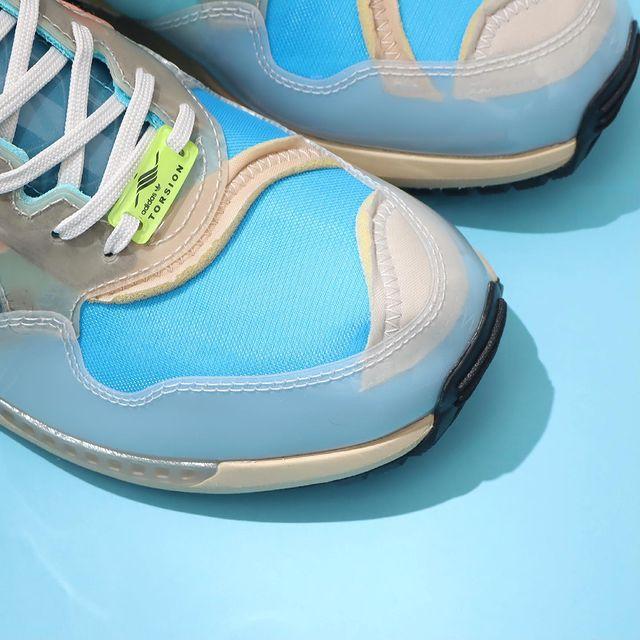 adidas,ZX 6000,GZ2709  内外反转!adidas XZ 0006 全新配色现已发售!
