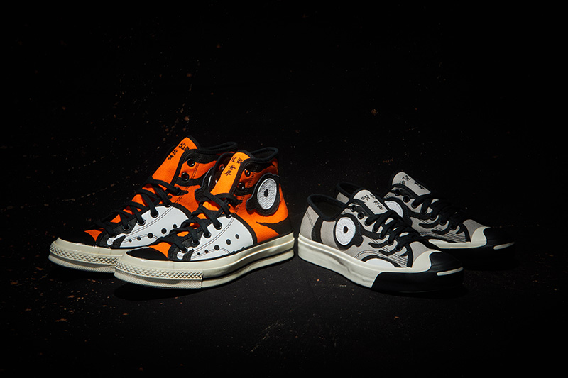 SOULGOODS,Converse,Chuck 70  虎头太酷了!SOULGOODS x 匡威首次联名,即将发售!