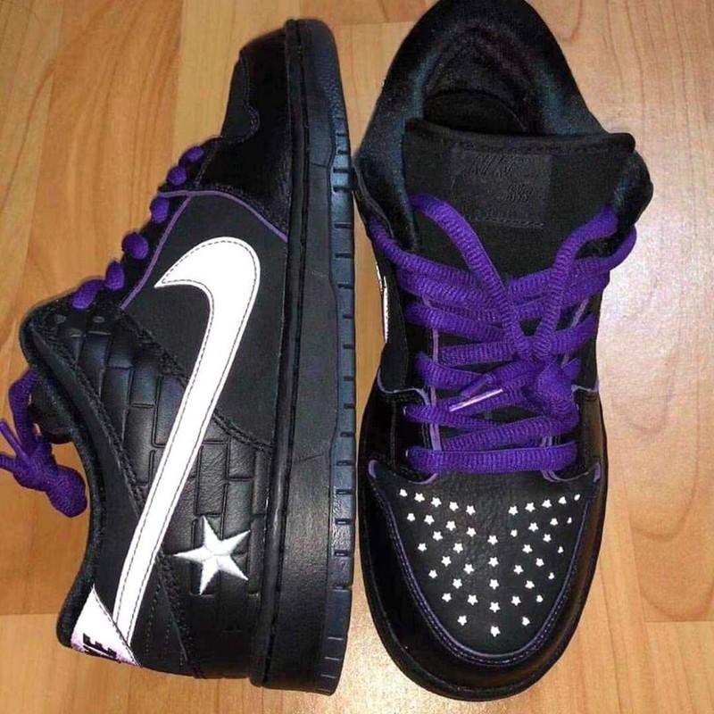Nike,Familia,SB Dunk Low,First  鞋头自带「满天星」!全新 SB Dunk 实物图曝光!