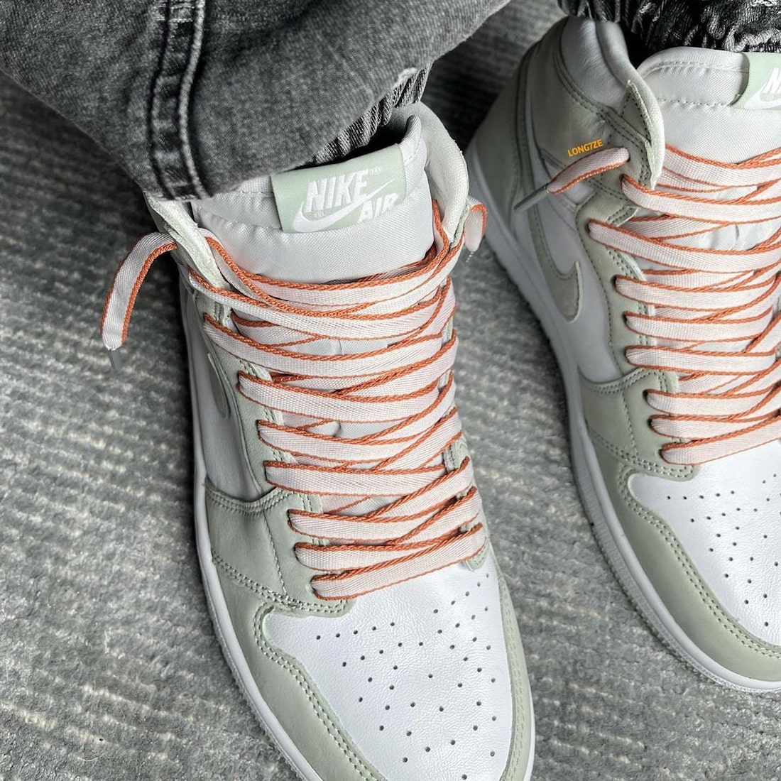 Air Jordan 1,Nike,发售  夏日小清新!高颜值 Air Jordan 1 今夏发售!