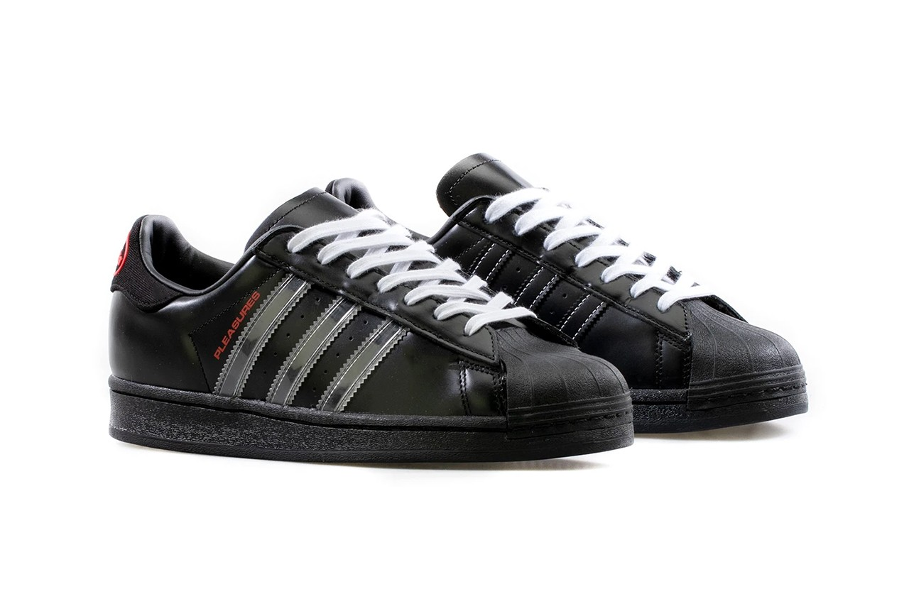 adidas,PLEASURES,GY5691  暗黑风格!全新 PLEASURES x adidas 即将发售!