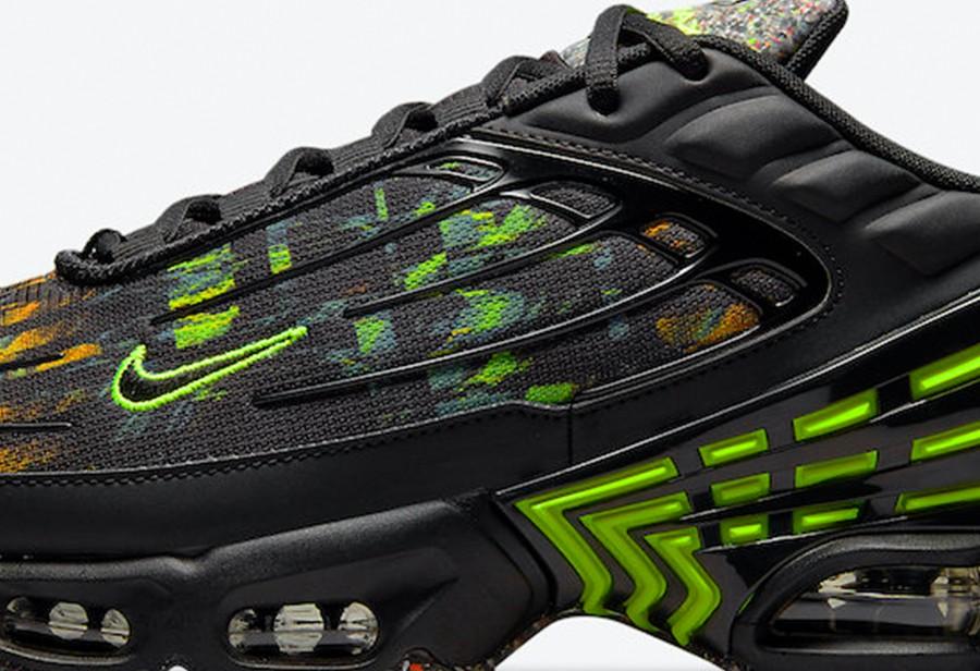 Nike,Air Max Plus 3,DM9097-001  赛博朋克装扮!Air Max Plus 3 新配色即将登场!