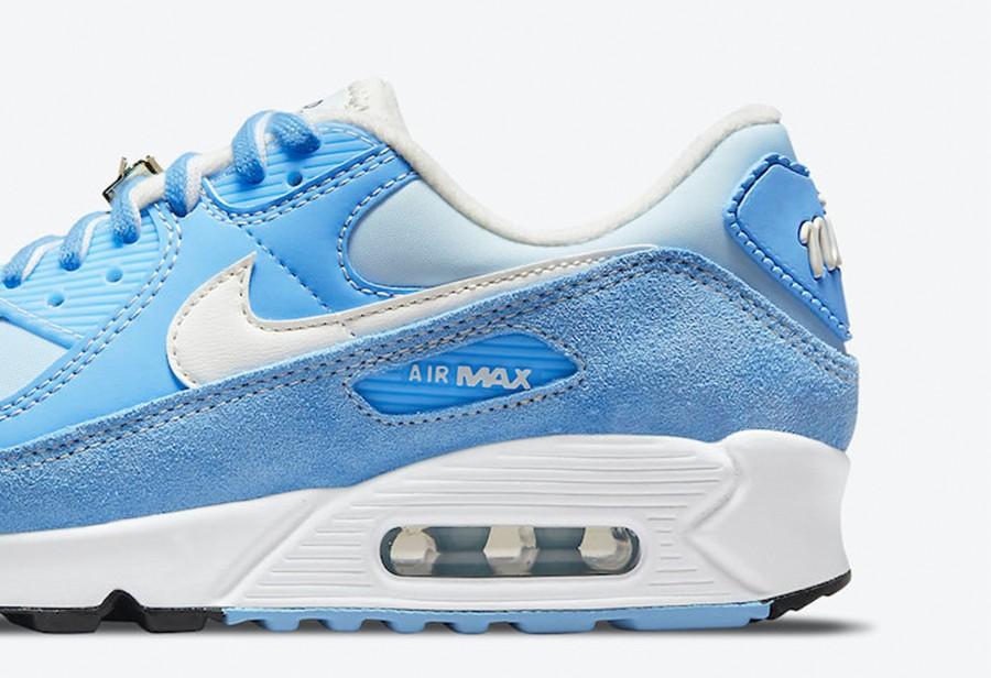 Nike,Air Max 90,First Use,DA87  夏天选它准没错!全新「北卡」Air Max 90 官图曝光!