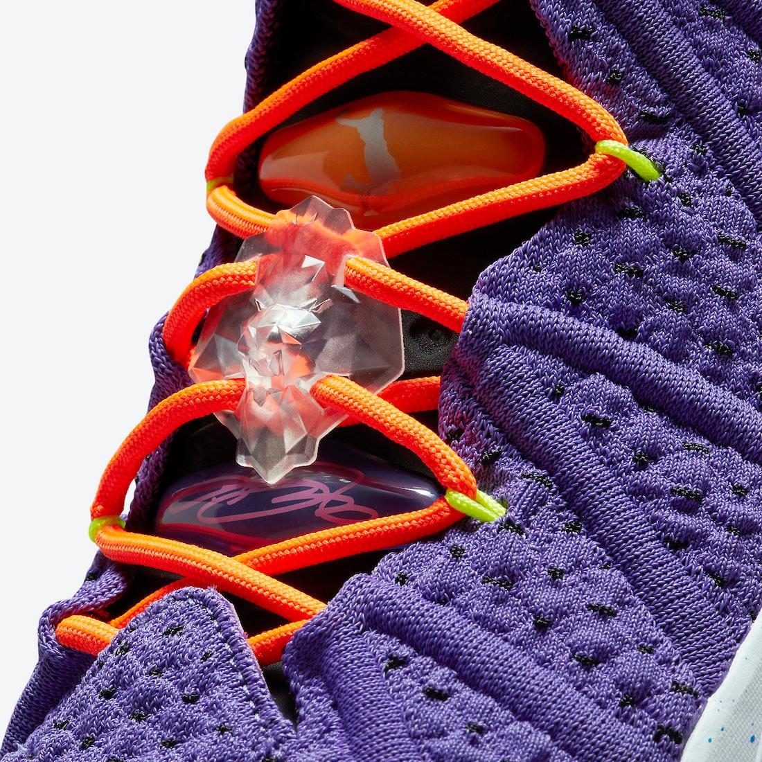 Lebron 18,Nike,发售  玫瑰刺绣加持!LeBron 18 全新配色即将发售!