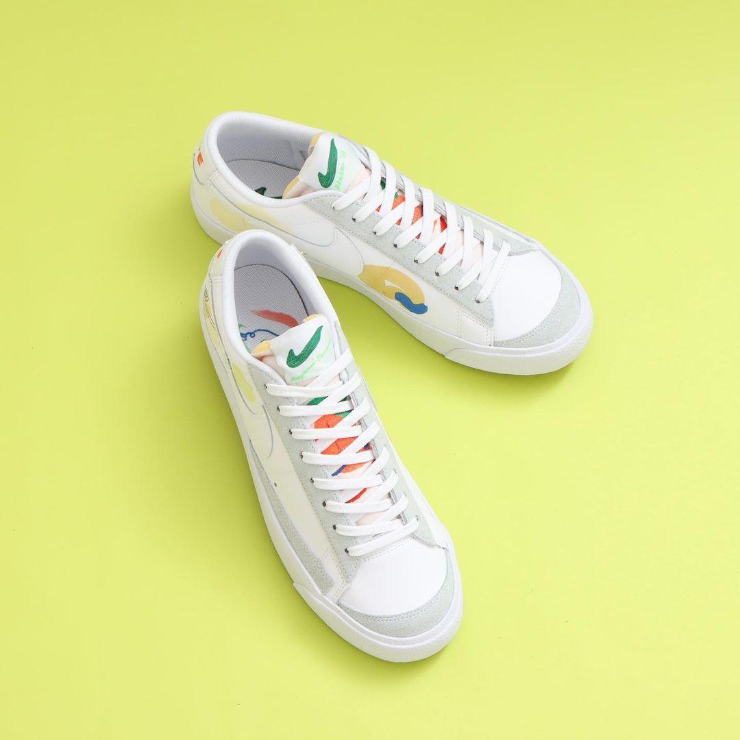 Nike,Air Force 1,Blazer Low'7  致敬世界地球日!Nike 推出全新系列鞋款!