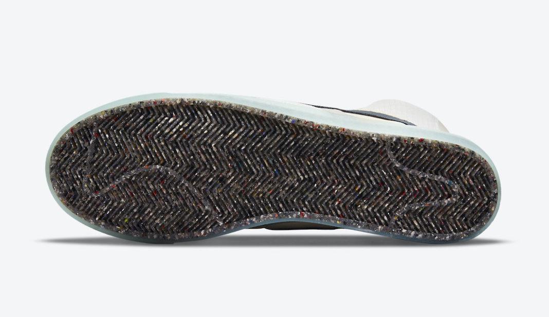 """Nike,Blazer Mid '77,DH4505-200  水晶底 """"垃圾鞋""""!全新配色 Blazer Mid 官图曝光!"""