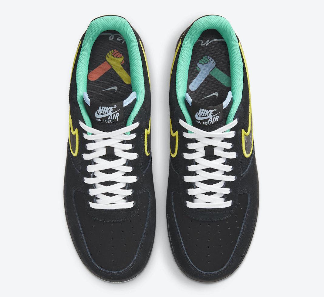 Nike,Air Force 1 Low,DM9051-00  多彩主题配色!全新 Air Force 1 官图曝光!