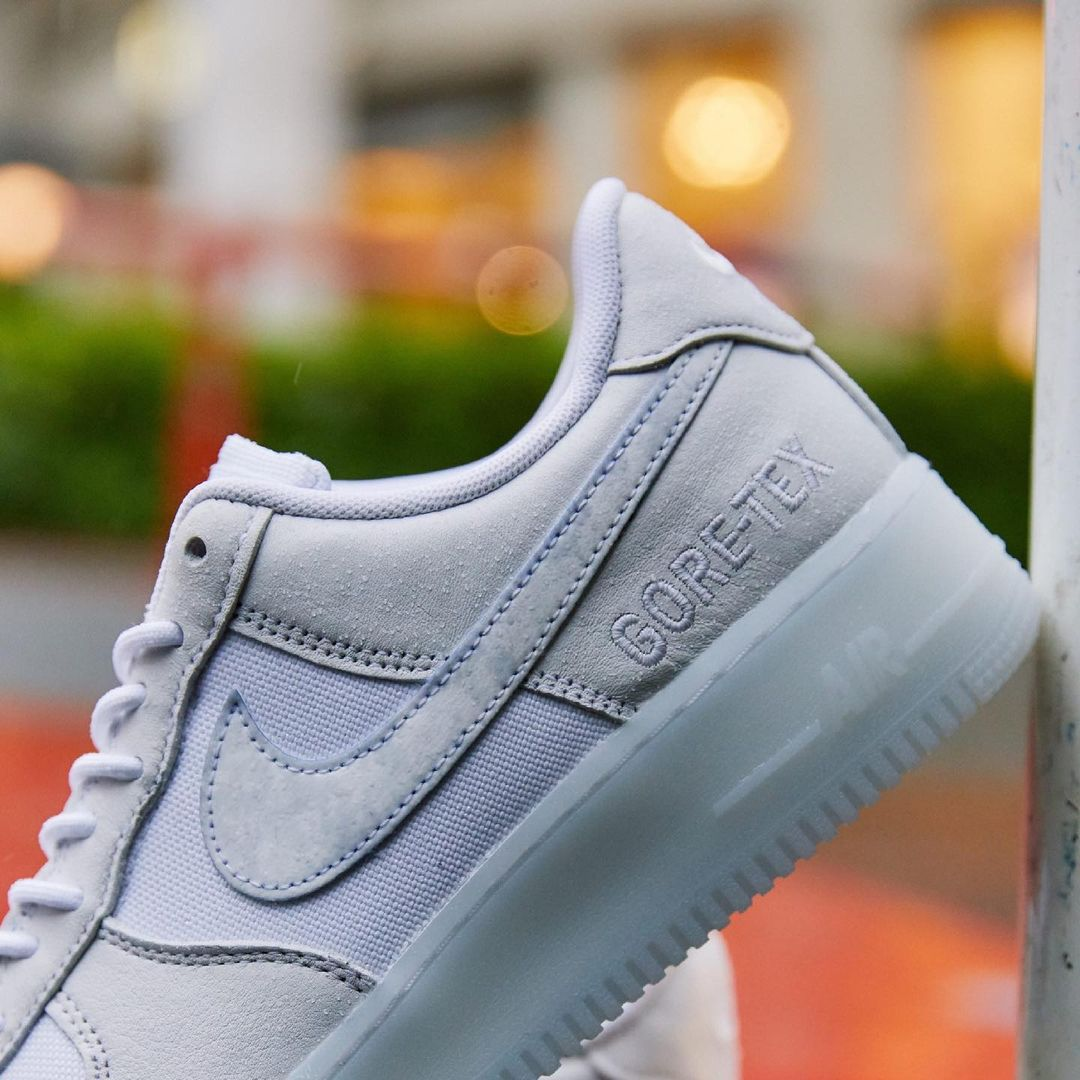 Nike,Air Force 1,Air Max 95,Bl  OFF-WHITE 联名既视感!小 OW x AF1 即将发售!