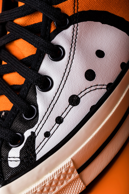 SOULGOODS,发售,Converse,开箱,上脚  隔两条街都能亮瞎眼!超炸「虎头联名鞋」终于来了!抢购信息曝光!
